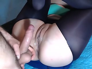 anal, amateur, creampie, hd, straight, wife