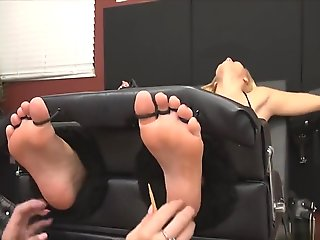 fetish, blonde, hd, lesbian, foot fetish, straight