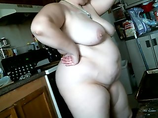 straight, solo girl, bbw, hd, ,
