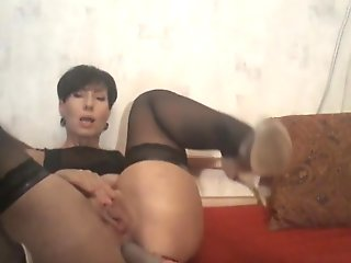 anal, amateur, brunette, mature, straight, webcam