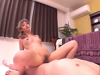 blowjob/fera, asian, brunette, creampie/nakadashi, hardcore, hd