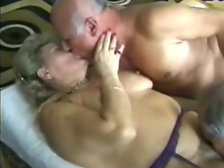 big dick, straight, oldy, mature, threesome,