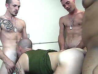 blowjob (gay), bareback (gay), group sex (gay), interracial (gay), military (gay), anal (gay)