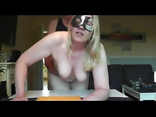 blonde, amateur, handjob, creampie, german, doggy style
