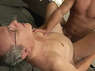 big cock (gay), bareback (gay), blowjob (gay), daddy (gay), group sex (gay), latino (gay)